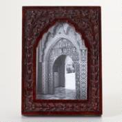 Espresso Carved Rambagh Frame