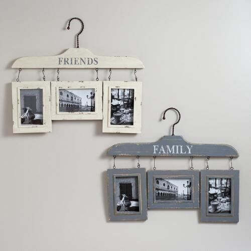 Family and Friends Hanger Frames, Set of 2