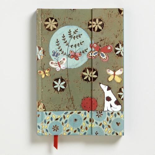 Dogs and Butterflies Sellers Journal