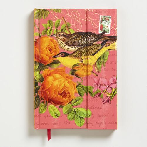 Birds and Blossoms Sellers Journal