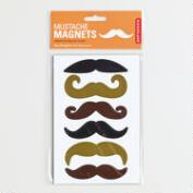 Mustache Magnets, Set of 8