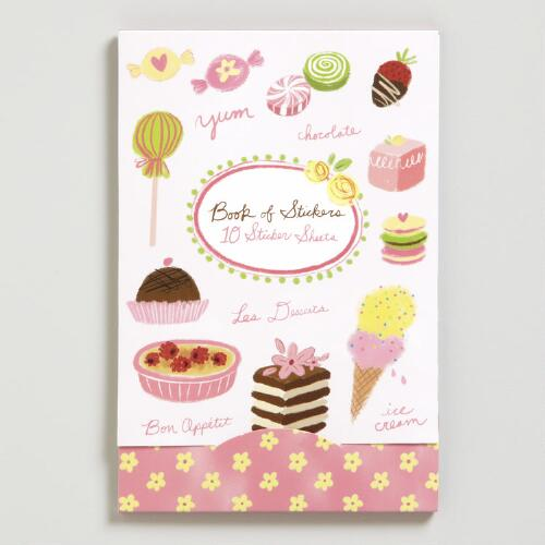 Cupcakes Book of Stickers