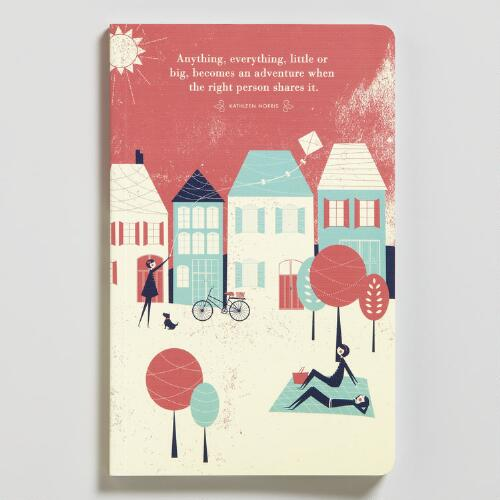"""Anything, Everything"" Write Now Journal"