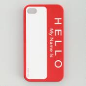Hello iPhone Cover