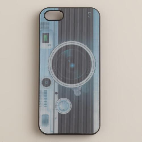 3D Camera iPhone Cover