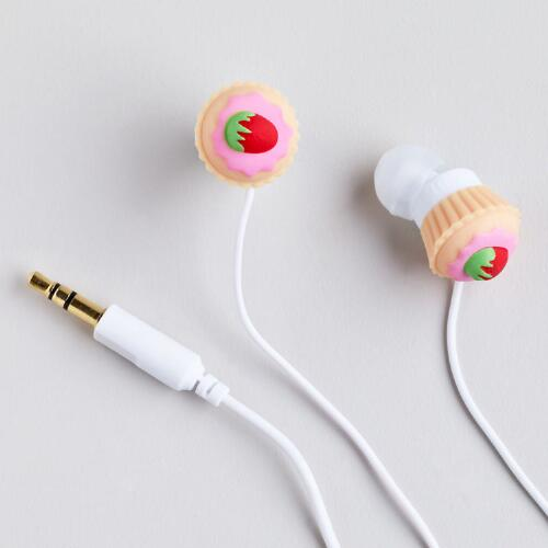 Cupcakes Earbuds