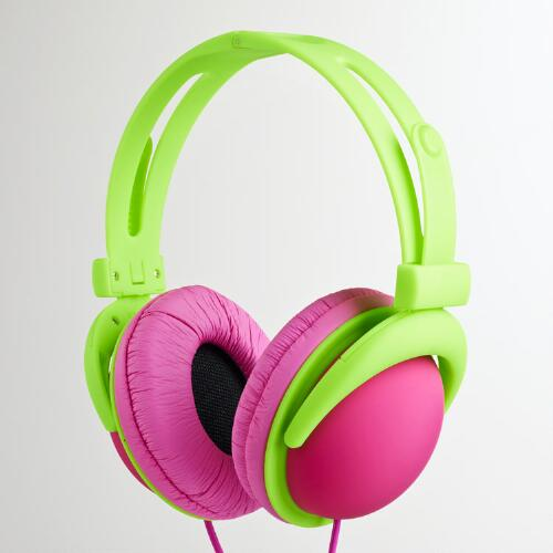 Colors Funky Music Headset