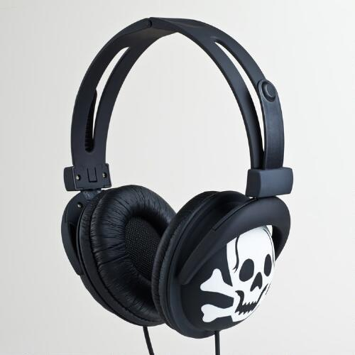 Skull Funky Music Headset
