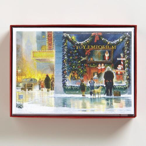 Miracles Boxed Holiday Cards, Set of 15