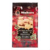 Walkers Mini Festive Stars Shortbread