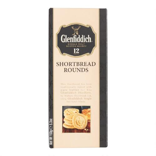 Walkers Glenfiddich Shortbread Rounds