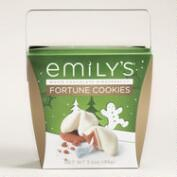 Emily's White Chocolate Gingerbread Fortune Cookies