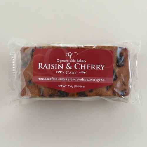 Ogmore Vale Bakery Raisin Cherry Cake