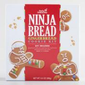 Gingerbread Ninja Cookie Kit, Set of 2