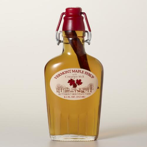 Butternut Mountain Farm Cinnamon Infused Maple Syrup