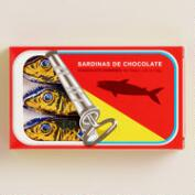 Simon Coll Chocolate Sardines, Set of 6
