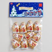 Storz Chocolate Santas, Set of 6
