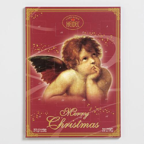 Heidel Raphael Angel Advent Calendar