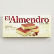 Delaviuda Marzipan Egg Yolk Turrón, Set of 6