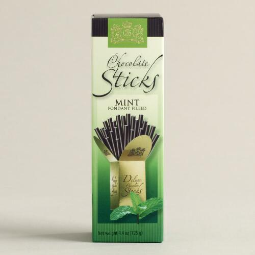 Grand Belgian Specialties Deluxe Mint Sticks