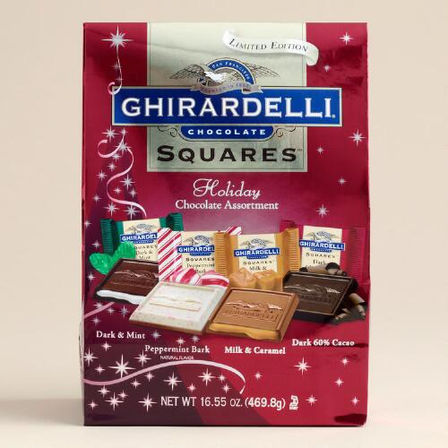 Ghirardelli Ltd. Ed. Premium Chocolate Holiday Asst. Bag