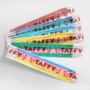 McCraw's Original Old Fashioned Flat Taffy, Set of 6