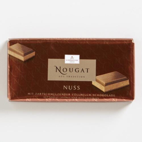 Niederegger Nut Nougat Chocolate Bar