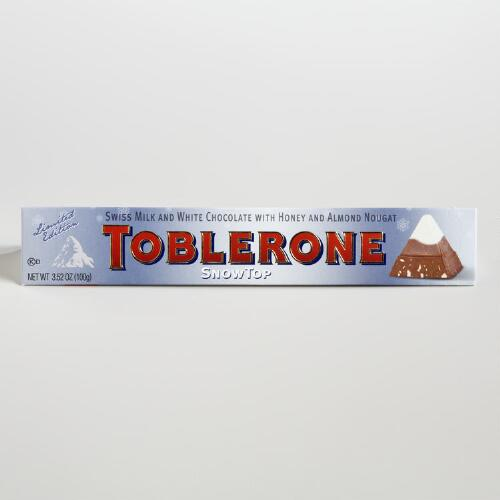 Limited Edition Toblerone Snowtop Bar, Set of 5