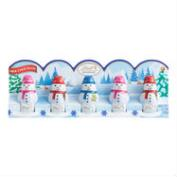 Lindt Mini Snowman, Set of 12