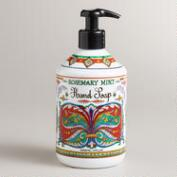 Deruta Rosemary Mint Hand Soap