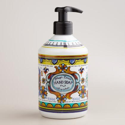 Deruta Meyer Lemon Hand Soap