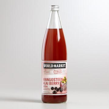 World Market® Mango Acai Berry Soda