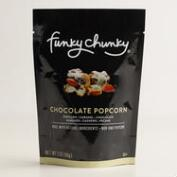 Funky Chunky Chocolate Popcorn, Set of 6