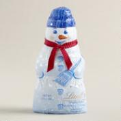 Lindt Hollow Milk Chocolate Snowman