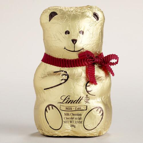 Lindt Bear Milk Chocolate