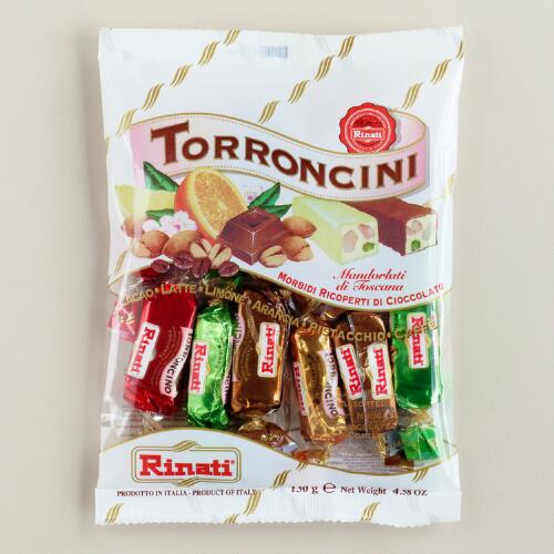 Torroncini Soft Nougat Candies Assorted Flavors