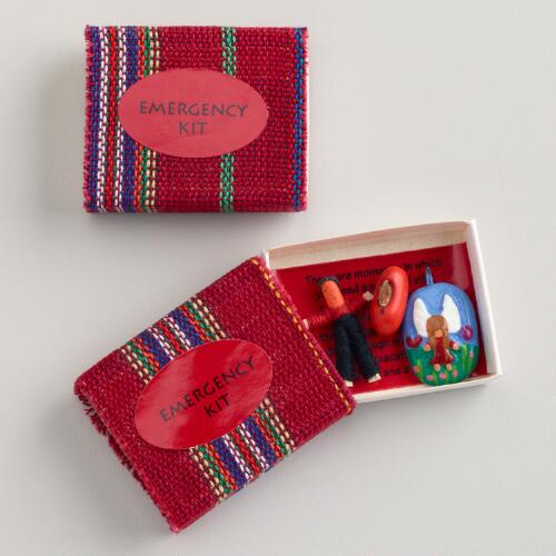 Worry Doll Emergency Kit