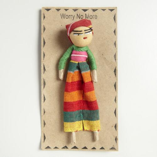 Large Guatemalan Worry Doll