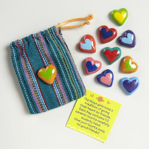 Hearts for Friends Worry Doll