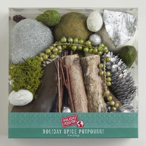 Holiday Spices Potpourri