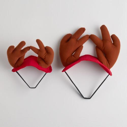 Reindeer Ears, Set of 2