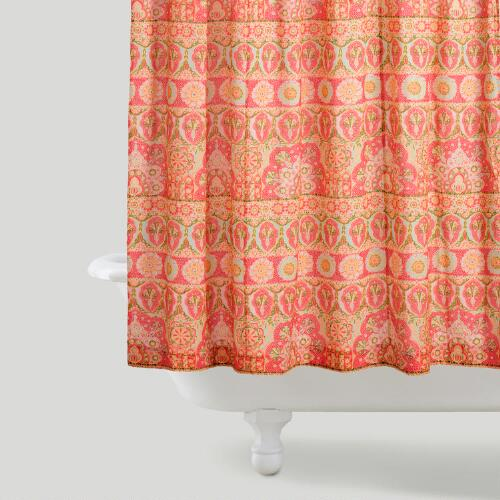 Gia Shower Curtain