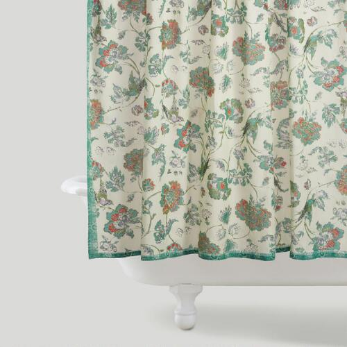 Indochine Shower Curtain