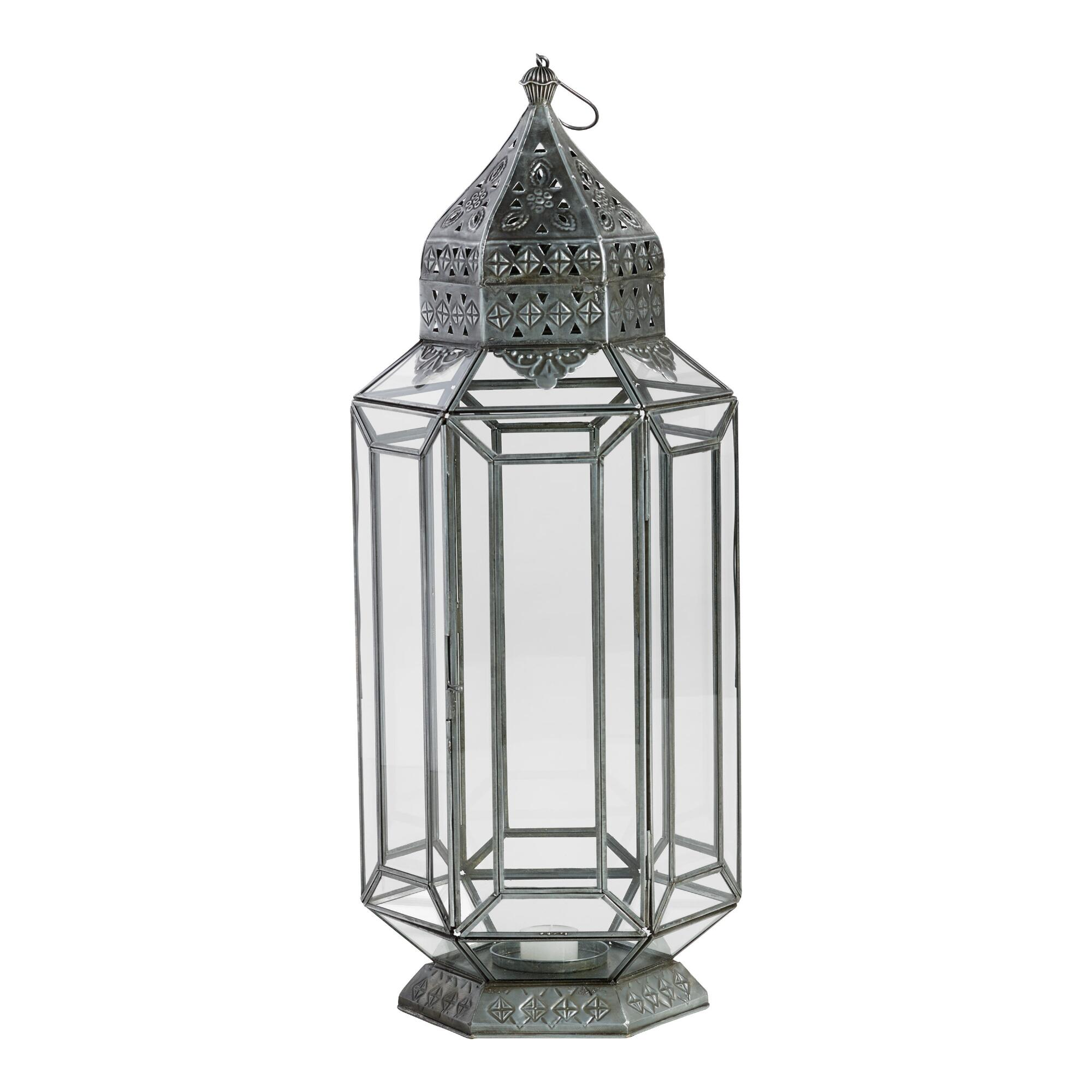 Metal, wood, glass, ceramic, stone, stainless steel, and plastic are just some of the options that you can pick from when buying a lantern for yourself or as a gift for someone special. A ceramic or stone lantern is perfect for a patio, while a wooden candle lantern will be nice for a deck or garden space.