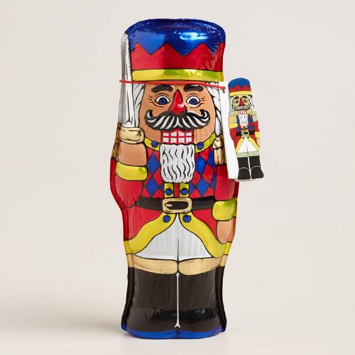 Sweetworks Milk Chocolate Nutcracker