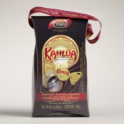 Turin Kahlua-Filled Chocolate Carry Pack