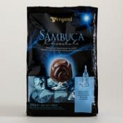 Vergani Sambuca Cream Filled Dark Pralines
