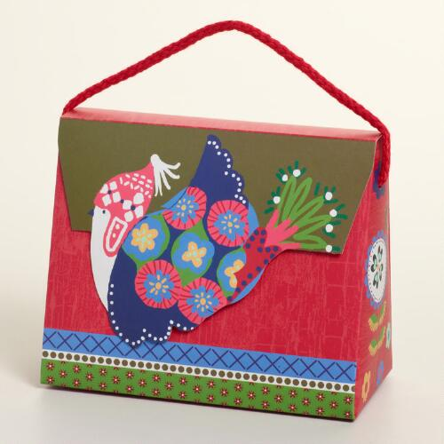 Alpine Workshop Candy Purse