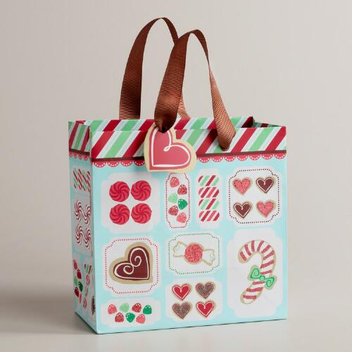 Small Truffle Candy Gift Bag