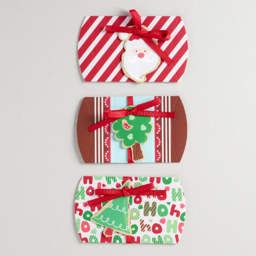 Sugar and Spice Gift Pouches, Set of 3